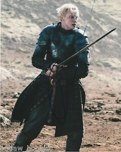 Game-of-Thrones-Gwendoline-Christie-Signed-Autographed-8x10-Photo-COA