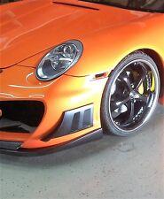 Porsche GTS RS EVO side bumper Canards  986 Boxster 996 987 Cayman 997 981 991