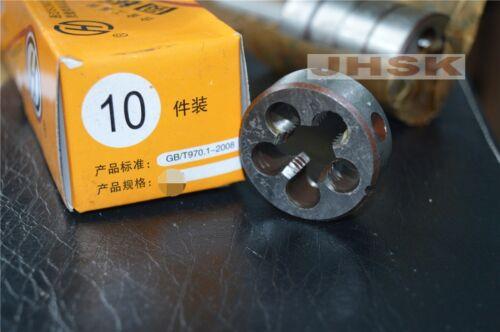 1pcs Metric right  Hand Die M22X1 Dies Threading Tools 22mm X 1.0mm Fine tooth