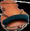 Sielain 1//8 Violin Comfortable Padded Foam Shoulder Rest Blue UK Seller