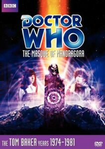 Doctor-Who-The-Masque-of-Mandragora-1976-Tom-Baker-R1-RARE-OOP-DVD
