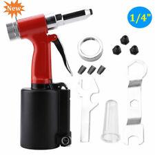 14npt Pneumatic Air Hydraulic Rivet Gun Riveter Riveting Tool Aluminum Alloy