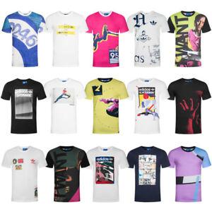 Details about adidas Originals T Shirt Herren Shirt Tee S M L XL XXL Torsion Performance neu