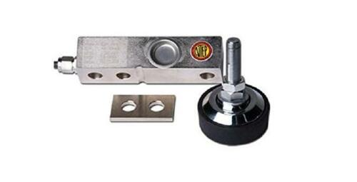 NTEP,4 Feet Package of 4 Shear Beam Load Cell 2500 LB Alloy Steel 4 Spacer