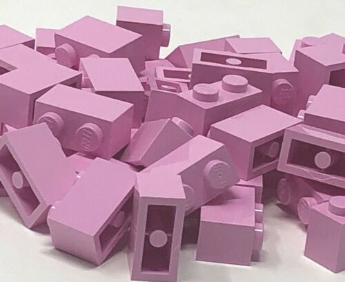 100x LEGO® Steine Brick 1x2 3004 NEW Bright Pink