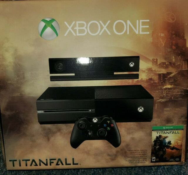 Microsoft Xbox One Titanfall Bundle 500GB Black Console ...