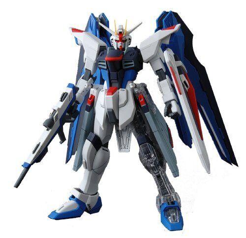 Nuovo Beai MG 1  100 Zgmf-X10a gratuitodom Gundam con Extend Trasparente Parti  negozio online