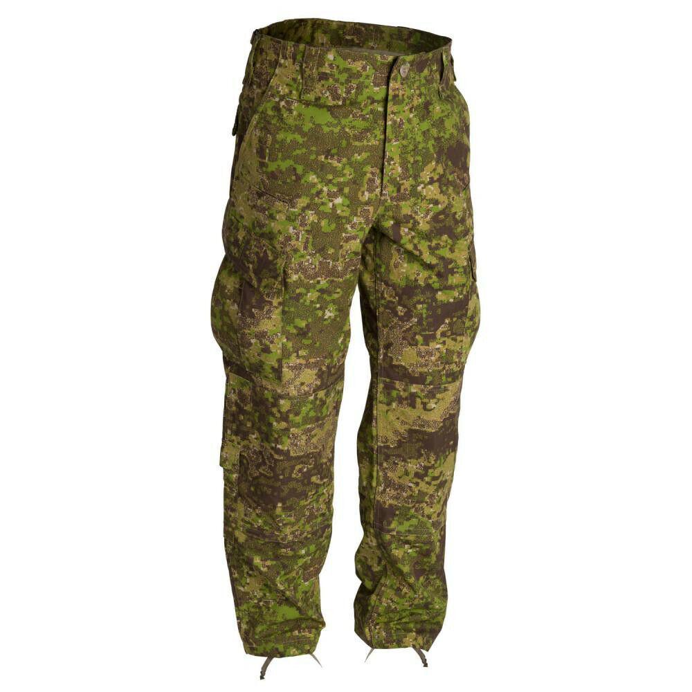 Helikon TEX Tactical Combat Outdoor pencott verdeZone Pants Pantaloni XLARGE Regular