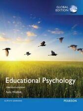 GLOBAL EDITION--Educational Psychology by Anita Woolfolk 13E
