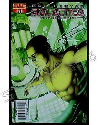 BSG75 GALACTICA COMIC SEASON ZERO Vol. 11 Cover B - (Portofrei ab 3 Artikel)