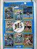 RARE SEATTLE MARINERS TEAM STARS 1988 VINTAGE ORIGINAL MLB STARLINE POSTER