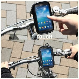 Bicicleta-Impermeable-telefono-movil-mango-de-la-barra-de-soporte-para-telefonos-Moto-Bicicleta