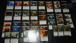 Magic the Gathering ZOMBIES Deck 1, mono schwarz, 40 Karten, MtG, Uncommon