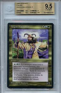 f6d2976d0d0 A imagem está carregando Magic-The-Gathering -Italiano-Legends-Angus-Mackenzie-BGS-