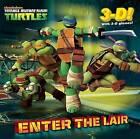 Enter the Lair (Teenage Mutant Ninja Turtles) by Random House (Paperback / softback, 2017)