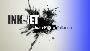 Gimmick and Online Instructions by Jean-Pier Vallarino SAVE $19 Ink-Jet Blue