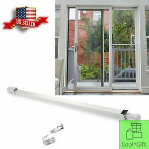 Patio Door Security Bar Sliding Glass With Anti Lift Lock ...