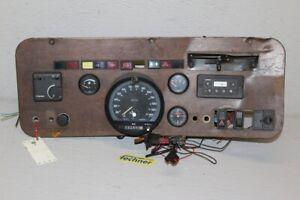 Tachoeinheit-rechts-Peugeot-J9-2-3TD-Donau-7500-Tachograph-Zusatzinstrumenten
