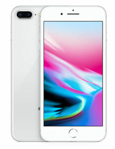 Apple Iphone 8 Plus 64gb Silver Unlocked A1897 Gsm For Sale Online Ebay