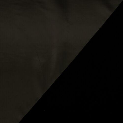 Pintura de tela elástica brillante negro lencería decoración bolsillos Precio = 0,5m