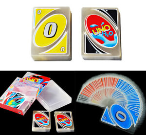 Card-game-brand-new-waterproof-creative-UNO-children-039-s-toy-game-card