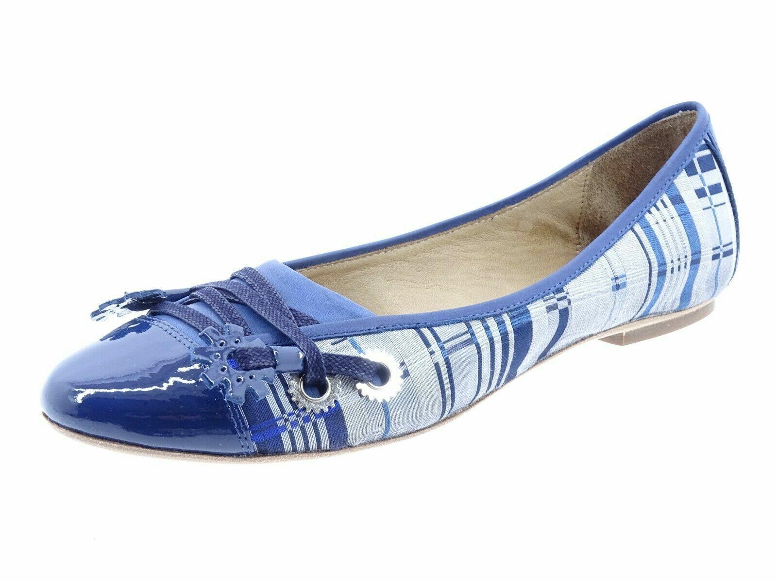 Marithe Francois Girbaud Schuhe Damen Halbschuhe Ballerinas Slipper Gr 37 Leder