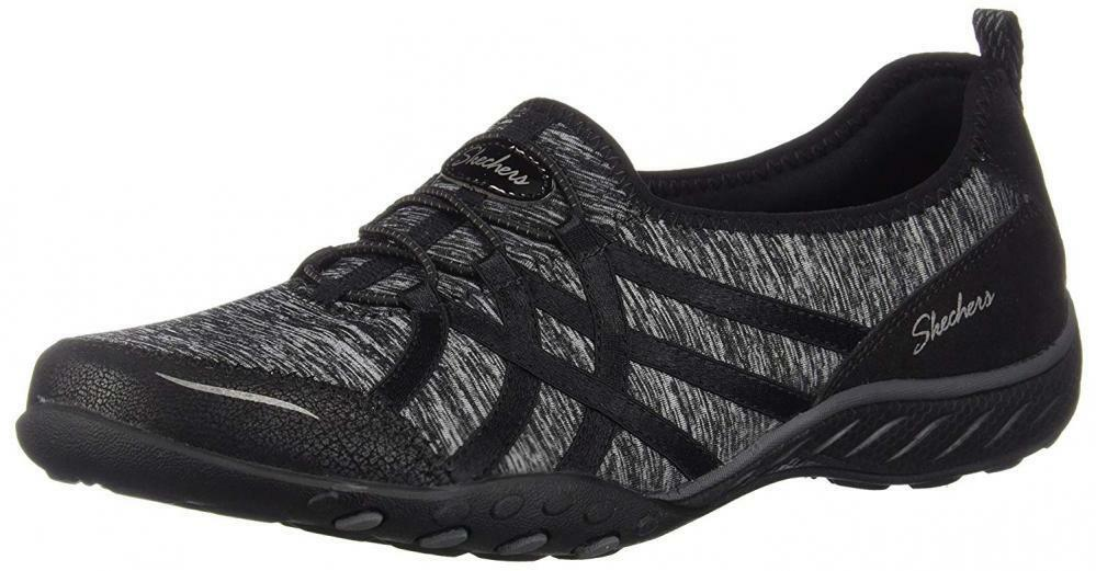Skechers Active Breathe Easy-Untroubled Wouomo Slip On On On 953e10