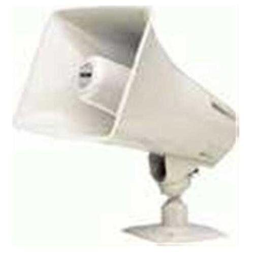 15w Amplifier White Valcom V-1036m 15 Watt Amplified Horn v1036m