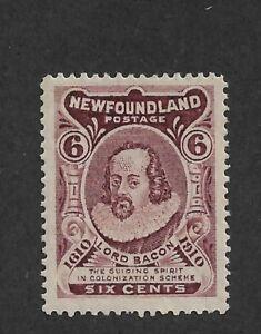 Newfoundland-Scott-98-VF-OG-scv-35-nice-colors-see-pic