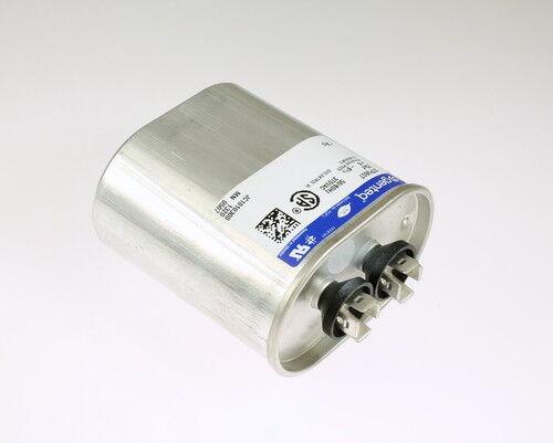 1x 25uF 370Vac Motor Run Capacitor 370V AC 25mfd 97F9607 Pump Refrigerator Unit