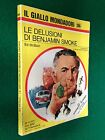 Ed McBAIN - LE DELUSIONI DI BENJAMIN SMOKE , Giallo Mondadori 1395 (1975)