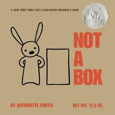 Not a Box by Antoinette Portis (2006, Hardcover)