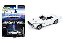 1970 Dodge Challenger R/T Vanishing Point 1/64 Car By Johnny Lightning JLCP6001