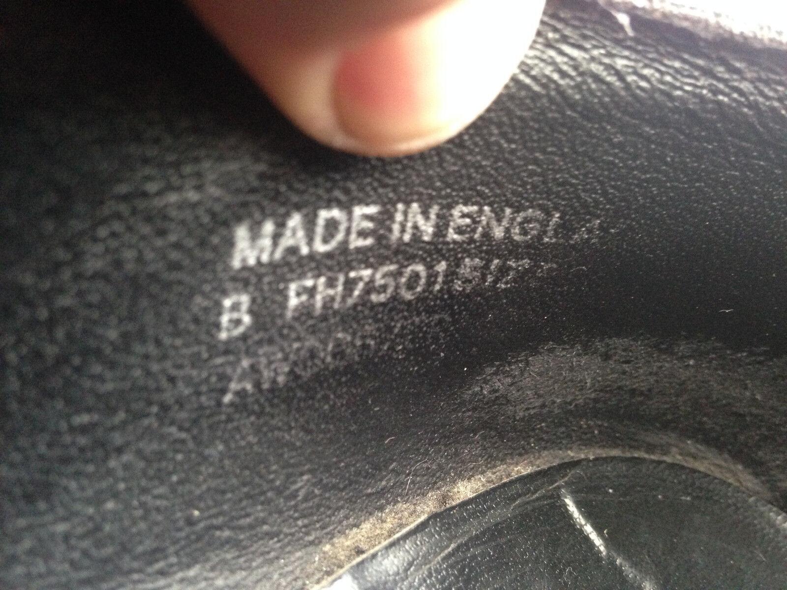 GETTA GETTA GETTA GRIP (size 9  A)Vintage'90 Made in England 6776db