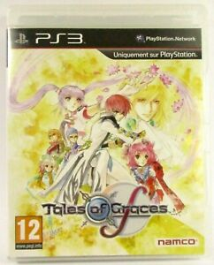 Tales-of-Graces-f-Sony-Playstation-3-PS3-RPG-Complet-Fr-BO-DVD-Making-Of