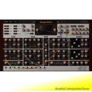 u-he-ACE-Virtual-Semi-Modular-Synthesizer-Software-Synth-Plug-in-NEW-MAKE-OFFER