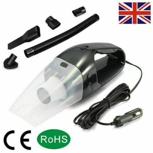 12V 150W Auto Car Vacuum Cleaner Portable Air Pump Handheld Wet Dry Hoover Van