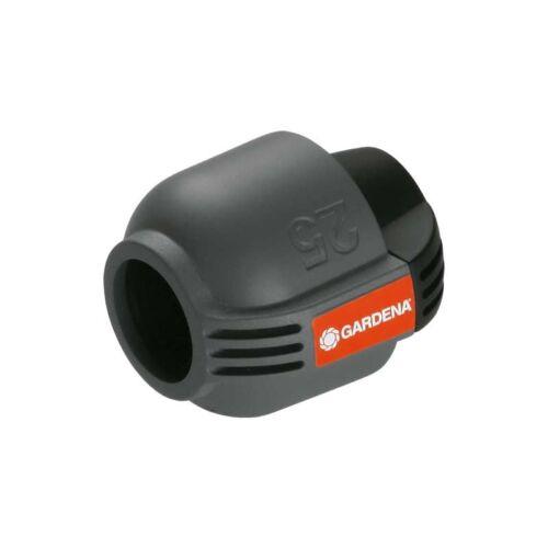Gardena 2778-20 Sprinklersystem Endstück 25mm Verschluss des Verlegerohres