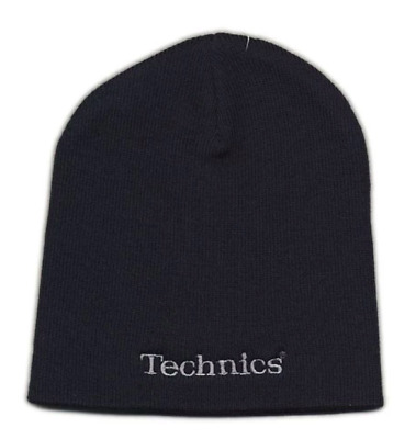 Navy Blue Technics Embroidered Cap Official from DMC World