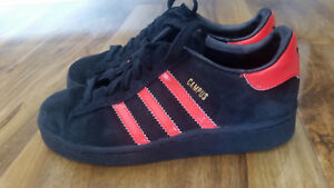 Deadstock Adidas Uk 4 Campus Original 1997 Rare Trainers Size Vintage SI4IAw