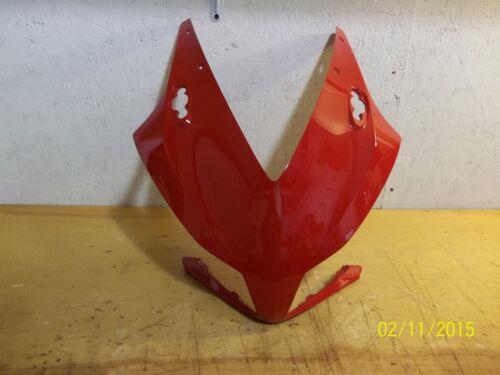 HONDA CBR1000RR NEW OEM FRONT UPPER COWLING CBR 1000 RR   64211-MGP-D00ZA