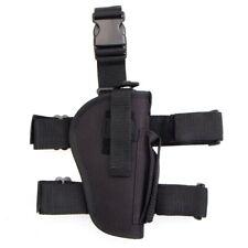 Rh Fits Beretta 92 96 Taurus 92 100 Tactical Leg Holster Padded Nylon Gunmate