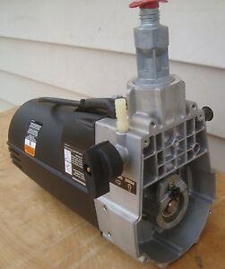 Wagner 9170 Paint Sprayer Electric Motor Sherman Williams Proforce 30 33 Pump Ebay