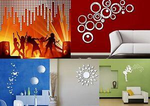 Espejo-de-Pared-Decorativo-Autoadhesivo-Mosaico-Espejos-Pegatinas