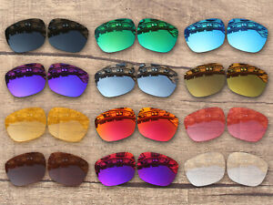 b321cfe40d1 Image is loading Vonxyz-Replacement-Lenses-for-Electric-Knoxville-XL -Sunglass-