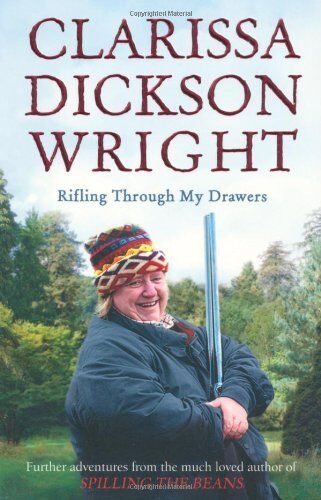 1 of 1 - Rifling Through My Drawers By Clarissa Dickson Wright. 9780340977477