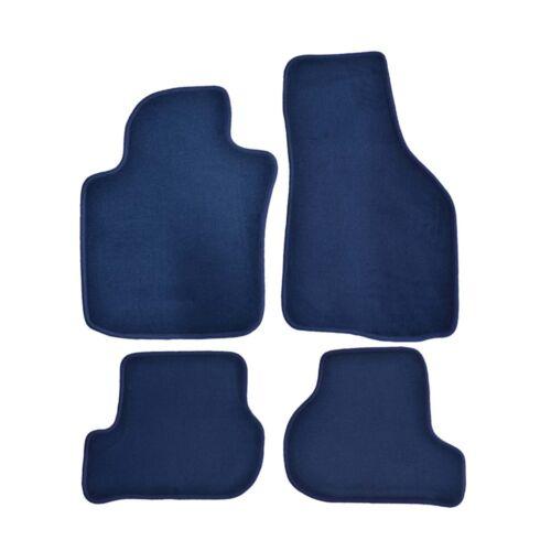 Rau Fussmatten AZZURO blau f Citroen DS3 DS 3 FLH ab Bj 3//10
