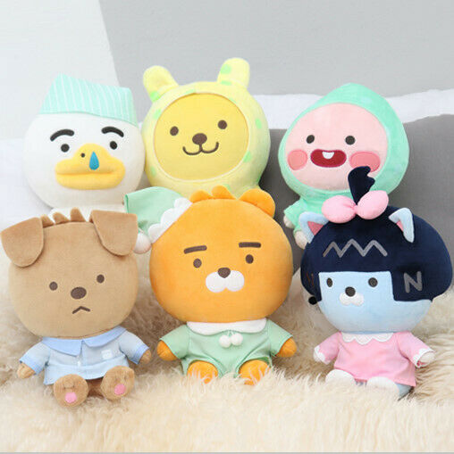 "KAKAO FRIENDS Character Plush Doll Toy Little NEO 25cm 9.8/"" Official Goods"