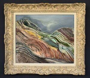 LILY MASSON (1920-2019) Fille du peintre André MASSON // Oeuvre Surréaliste (15)