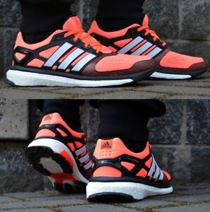 Details about Adidas Energy Boost ESM W Womens Running Shoes Trainers Ultra  NMD EQT Neon Orange- show original title